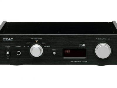 TEAC UD-501 DAC / Headphone Amplifier 耳机放大器