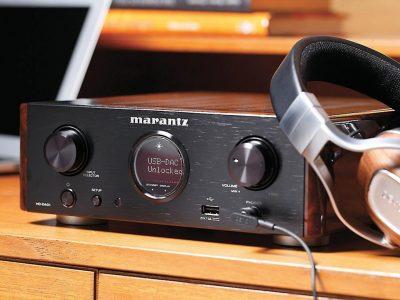 马兰士 Marantz HD-DAC1 DAC / 耳机放大器