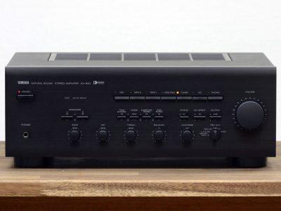 雅马哈 YAMAHA AX-930 立体声 Verstärker / Amplifier / Vollverstärker in schwarz