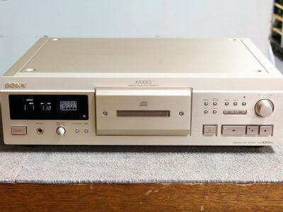 索尼 SONY CDP-XA30ES 高级CD播放机