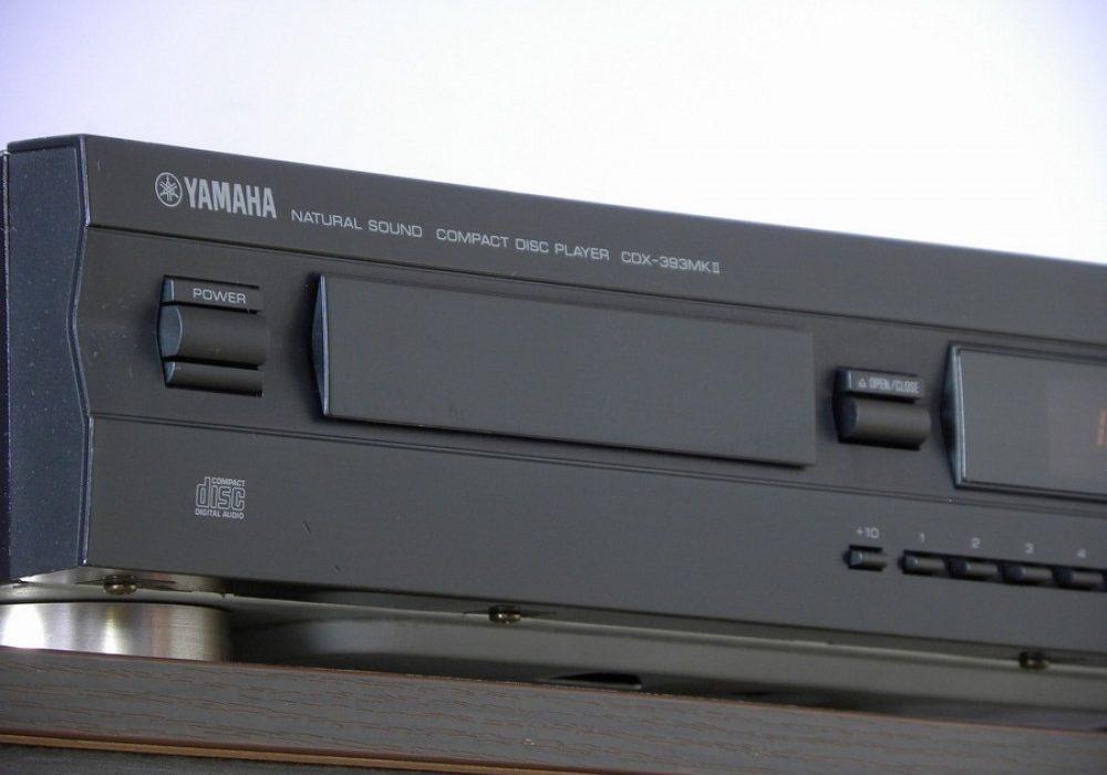 YAMAHA CDX-393MKII CD播放机