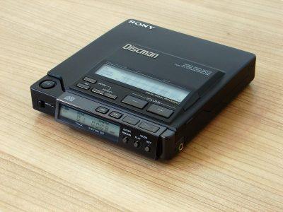 索尼 SONY D-555 Discman CD随身听