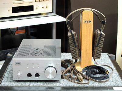 STAX SRS-4170 头戴式静电耳机
