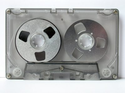 C60 Reel to Reel cassette tape !