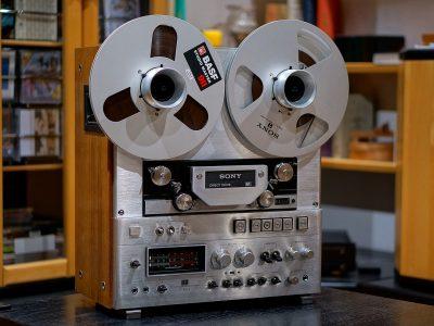 索尼 SONY TC-880-2 开盘机