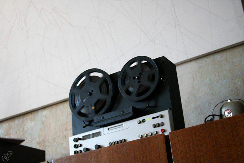 BRAUN TG-1000 开盘机