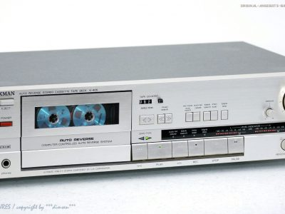 LUXMAN K-405 Spitzenklasse Auto-Reverse 磁带n 卡座 Top! Gewartet+1j.Ga<wbr/>rantie