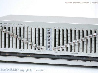松下 Technics SH-8020 古董 12-Band 立体声 Graphic Equalizer Top-Zust.+1j.G<wbr/>arantie!