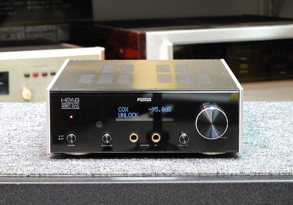 FOSETX HP-A8 D/A 解码器 / 耳机放大器