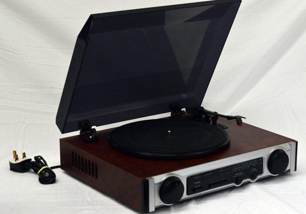 Technosonic MT-PH02 AM/FM收音 / 黑胶唱机 一体机