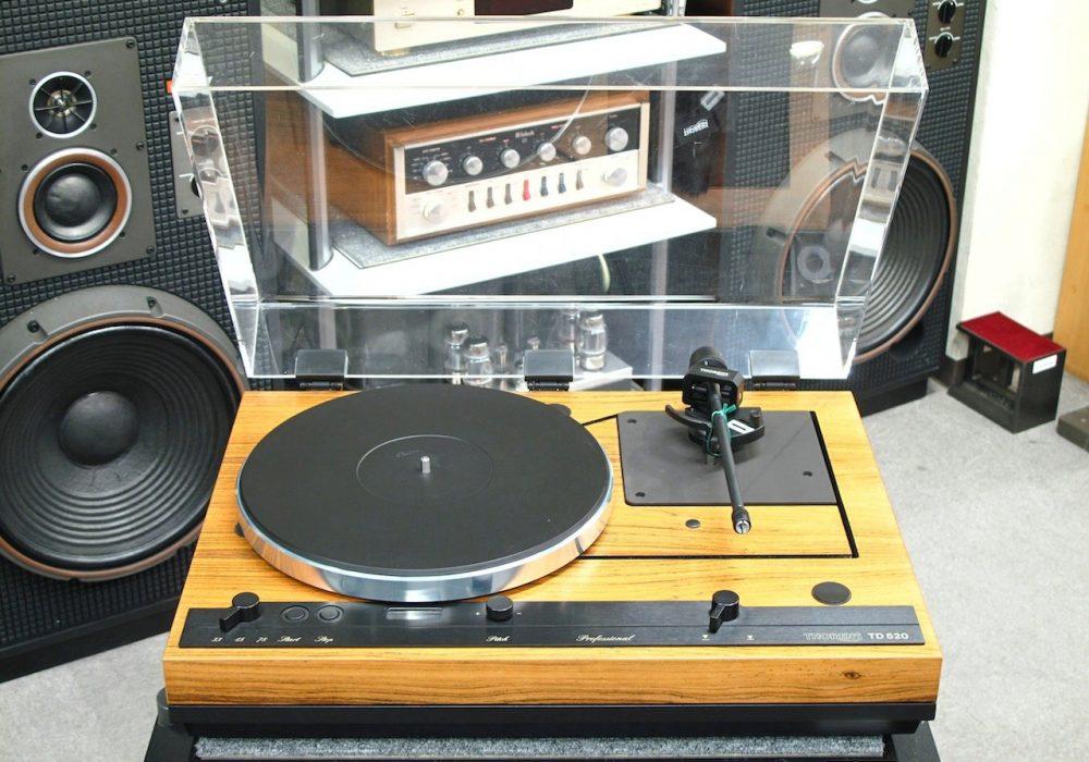 THORENS TD520 黑胶唱机