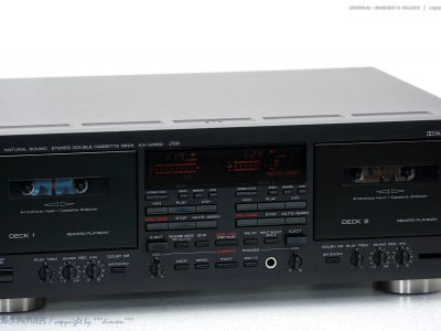 YAMAHA KX-W952 RS High-End 磁带n Tape 卡座!! Revidier+1j.Ga<wbr/>rantie!! Top!!