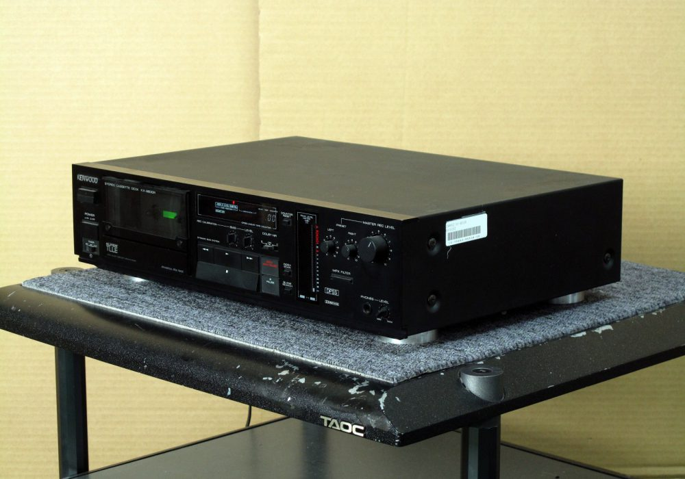 KX-880GR KENWOOD ケンウッド  カセットデッキ