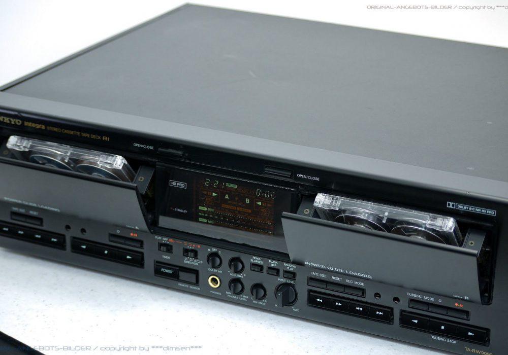 ONKYO Integra TA-RW9090 High-End 双卡座
