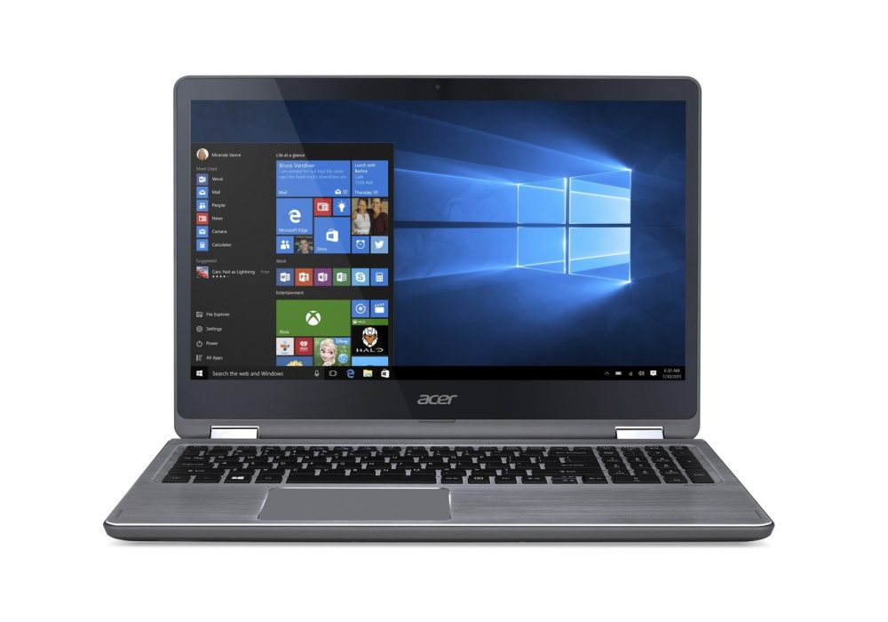 ACER Aspire R15 R5-571T 2-in-1 Convertible 笔记本电脑