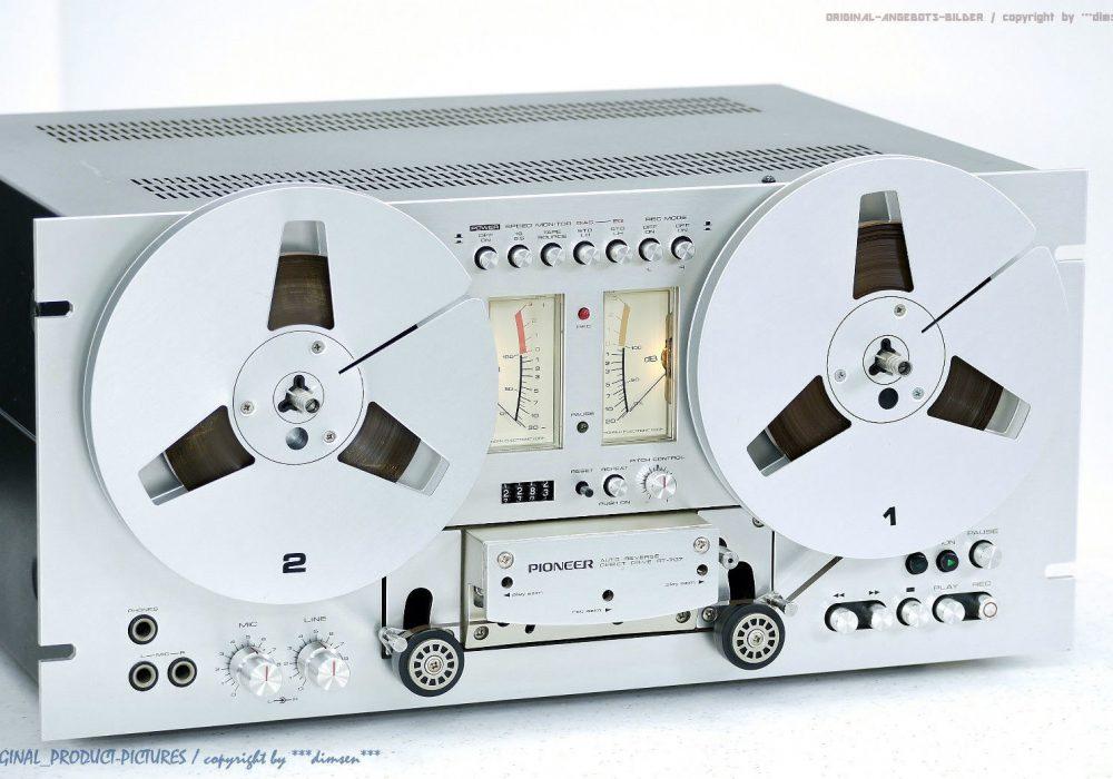 PIONEER RT-707 开盘机