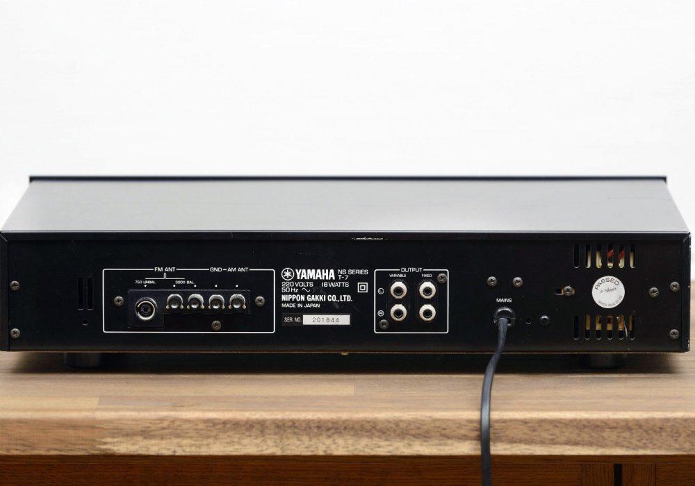 雅马哈 YAMAHA T-7 Tuner / 收音头