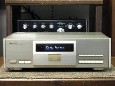 PD-T07S PIONEER パイオニア CDプレーヤー