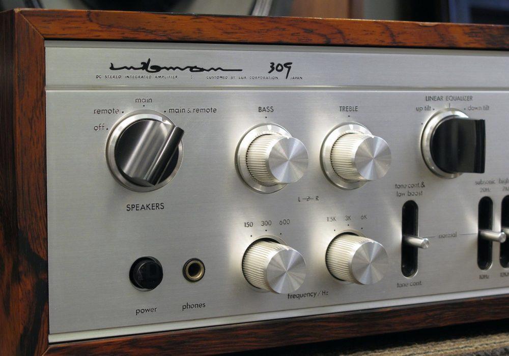 LUXMAN L-309X 功率放大器