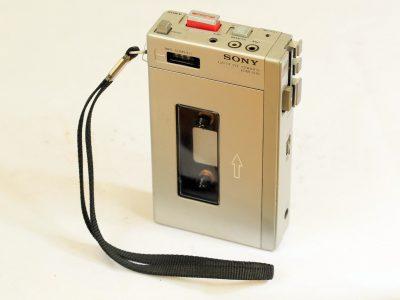 索尼 SONY TCM-600 磁带录音机