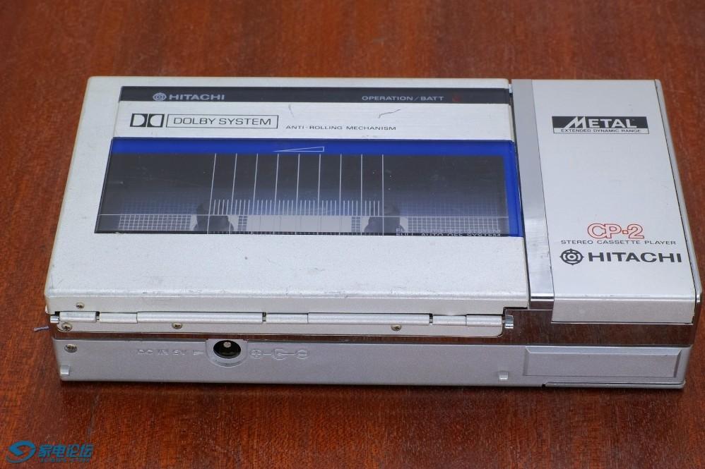 日立 HITACHI CP-2EX 磁带随身听