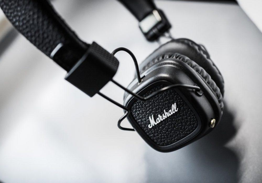 Marshall Major II 蓝牙耳机