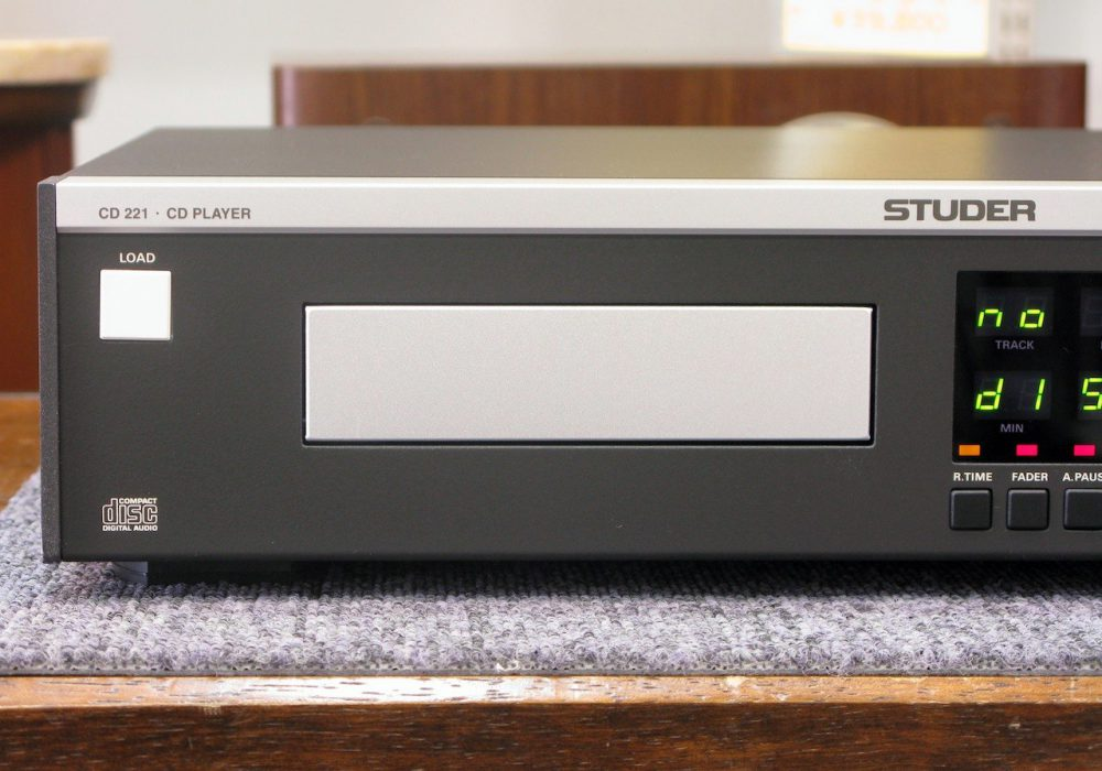 STUDER C221 CD播放机