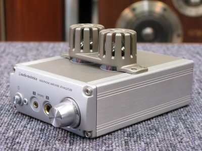 audio-technica AT-HA22TUBE 耳机放大器