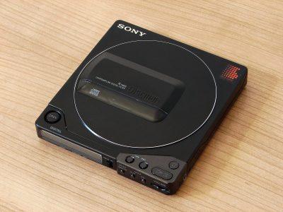 索尼 SONY Discman D-250 (D-25) CD随身听