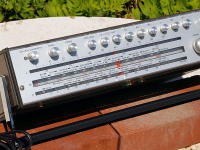 SABA Transeuropa Automatic 8 Band SW 收音机