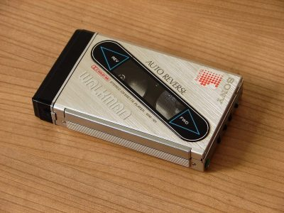 索尼 SONY WM-101 Walkman 磁带随身听
