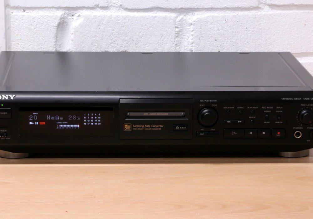 索尼 SONY MDS-JE500 Minidisc MD播放机