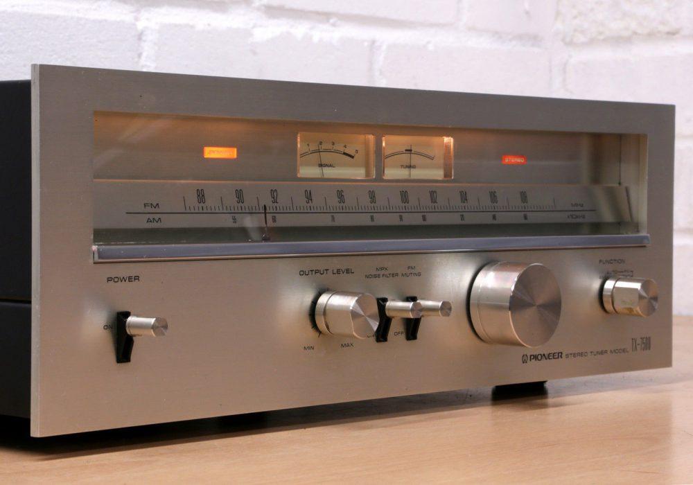 PIONEER TX-7500 FM/AM Tuner 收音头