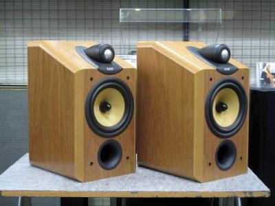 B&W CDM-1NT 书架音箱