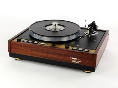 多能士 Thorens TD126 MKIII 黑胶唱机