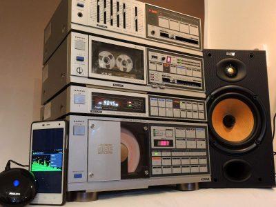 SANYO DAD-M15 组合音响