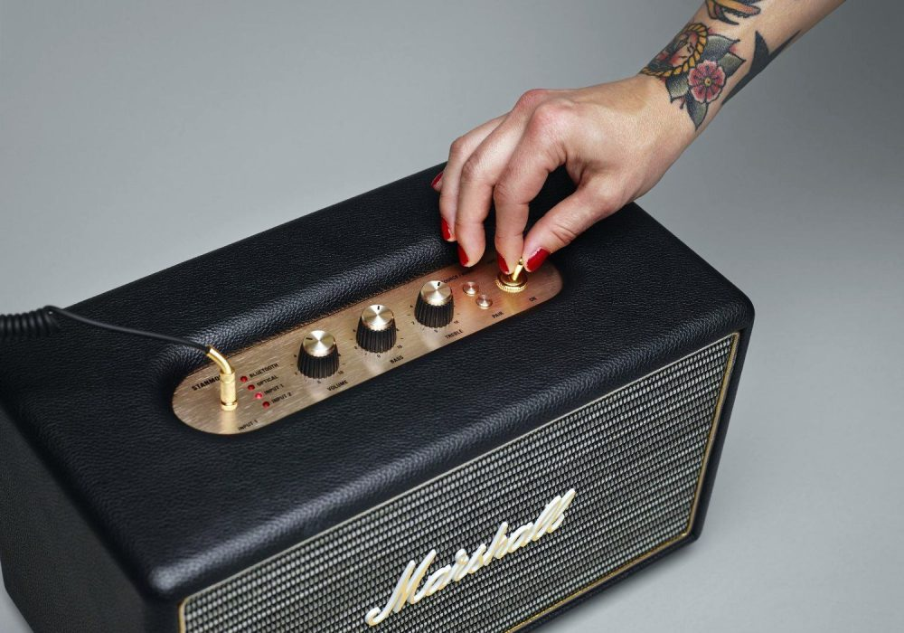 Marshall Stanmore Active 蓝牙音箱