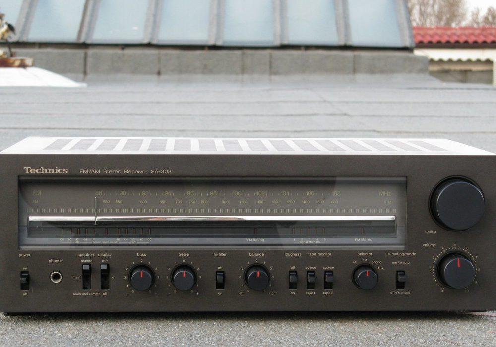 松下 Technics SA-303 FM 收音头