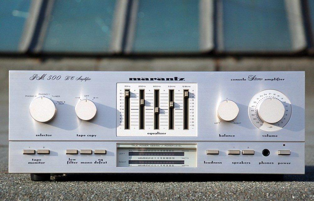 MARANTZ PM500 功率放大器