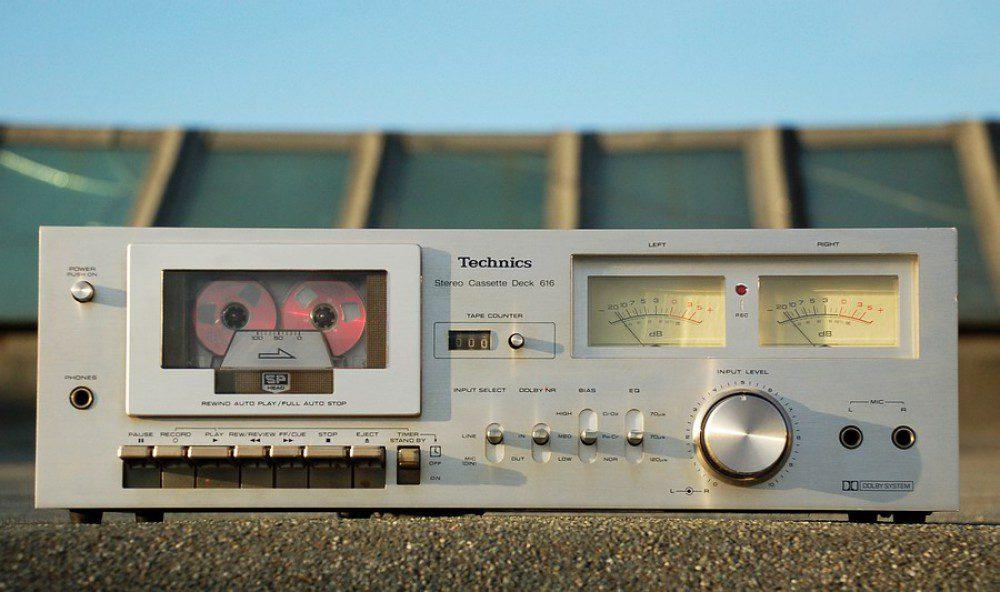 松下 Technics 616 卡座