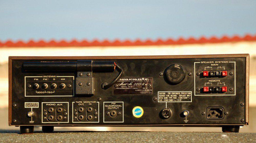 马兰士 Marantz 2215B 收音头