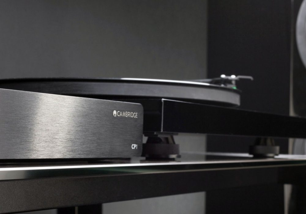 Cambridge Audio CP1 唱机放大器