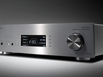 Cambridge Audio Azur 851D - 旗舰级数字至模拟转换器