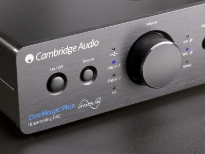 Cambridge Audio DacMagic Plus - 解码器和前置放大器