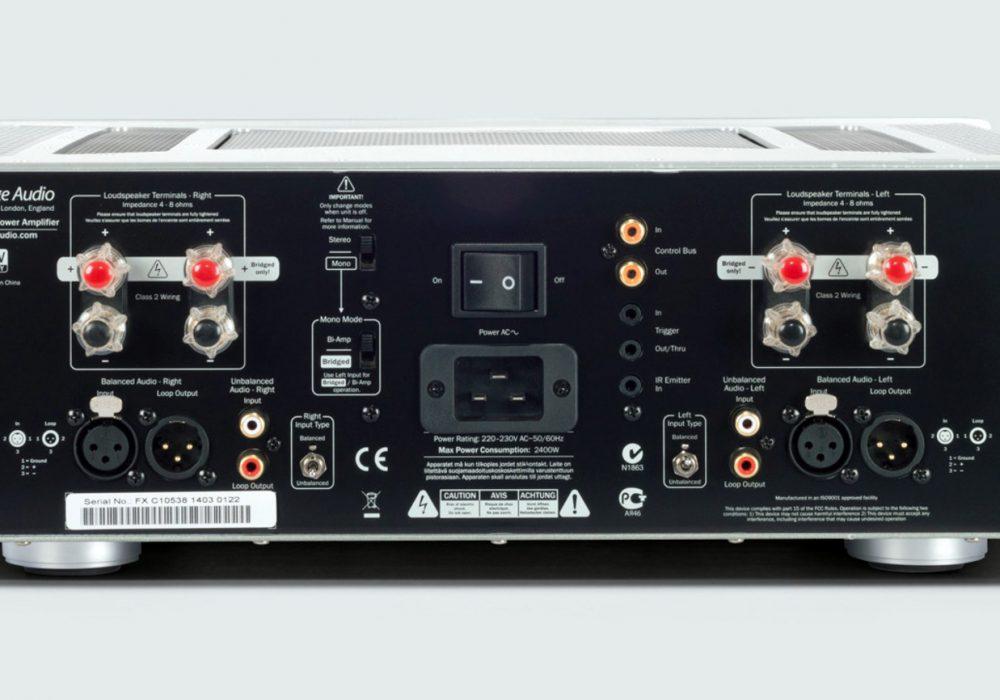 Cambridge Audio Azur 851W - 旗舰级功率放大器