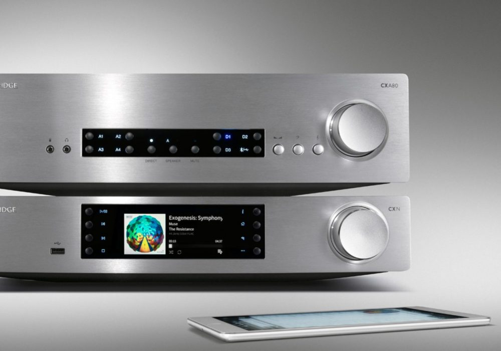 Cambridge Audio CXA80 - 80W 集成扩音器