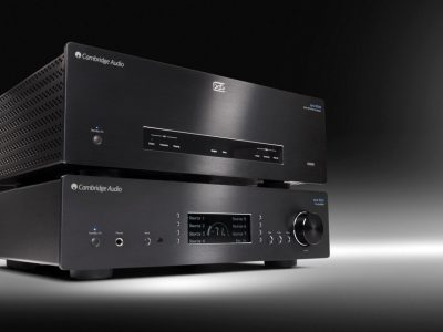Cambridge Audio Azur 851E - 旗舰级前置放大器