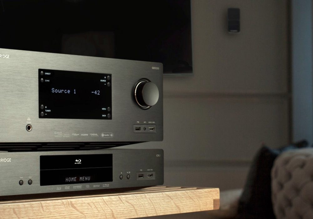 Cambridge Audio CXU - 蓝光播放器