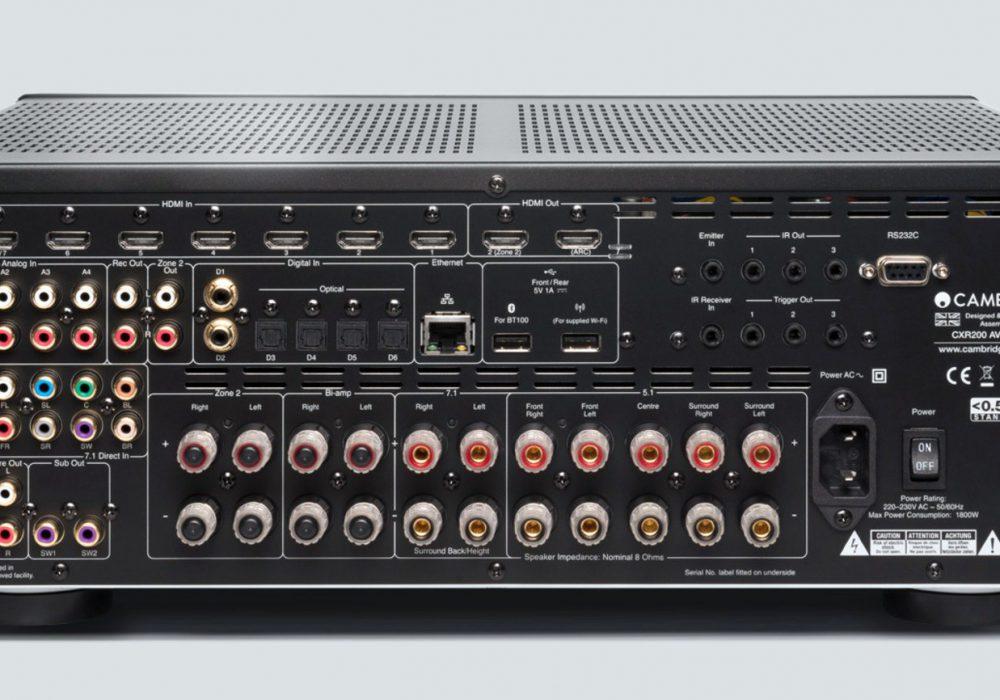 Cambridge Audio CXR200 - 200W AV 功率放大器