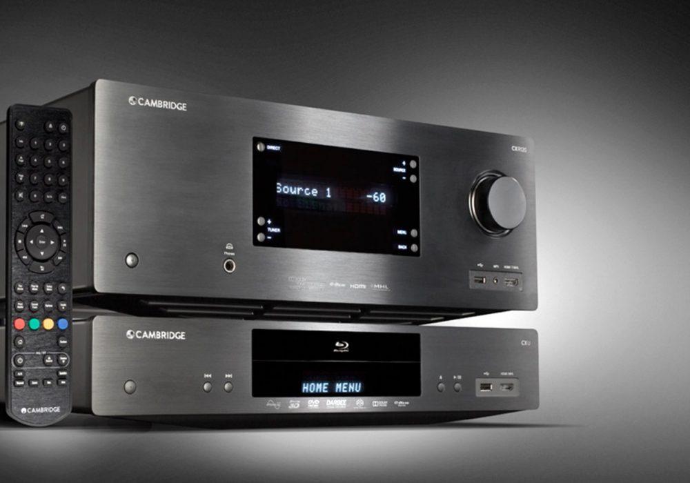 Cambridge Audio CXR120 - 120W AV功率放大器